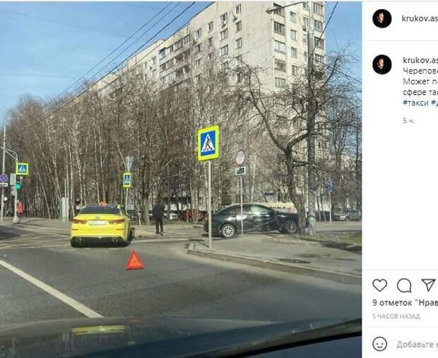 На Череповецкой улице снова произошло ДТП