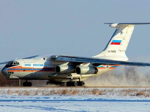 Фото: Российские спасатели отправились напоиски малайзийского самолёта