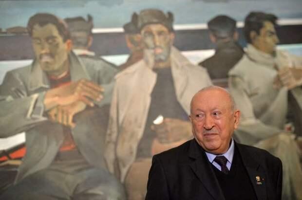 Скончался народный художник СССР Таир Салахов
