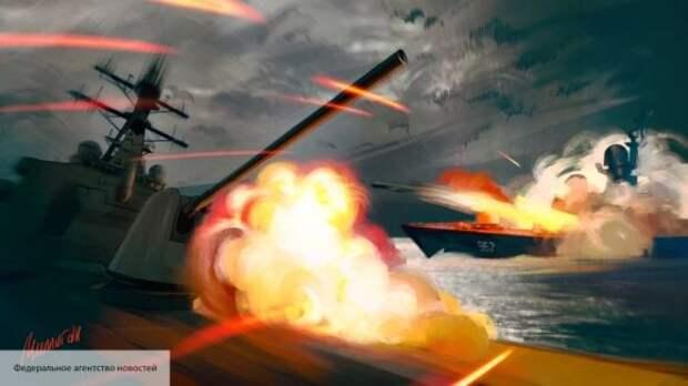 Sohu: Россия способна повторить трюк с тараном кораблей США в Черном море