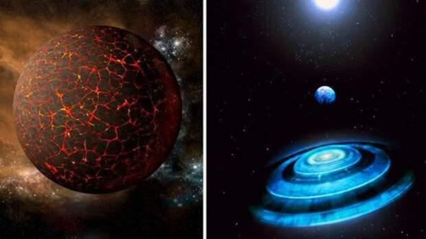 Космический телескоп SOHO запечатлел Нибиру