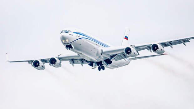 В Эстонии заявили о нарушении российским Ил-96 воздушной границы страны