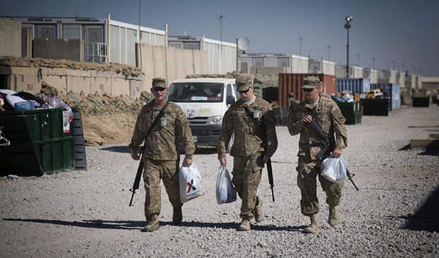 Войска США покинули Кандагар - вторую по величине базу в Афганистане