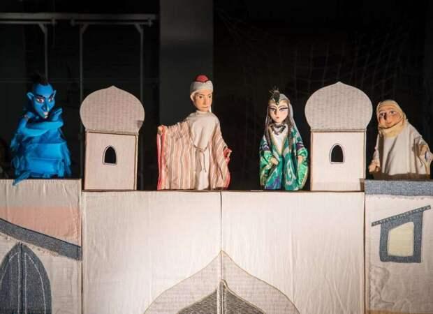 «Аптекарский огород» проведет фестиваль кукольных театров