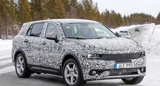 Geely рассекретил информацию о новом 7-местном конкуренте Volkswagen Touareg — Link&Co 09