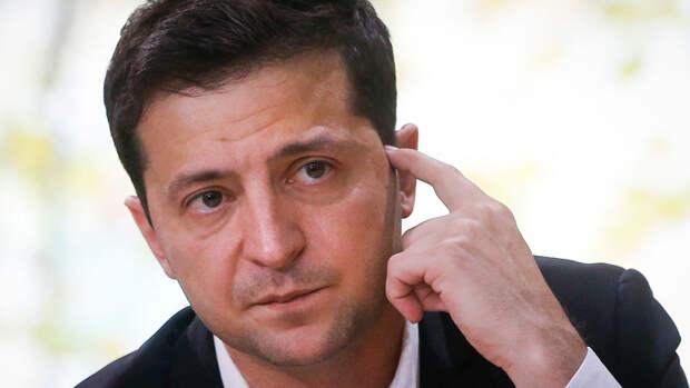 На Украине заявили, что МВФ подставил Зеленского