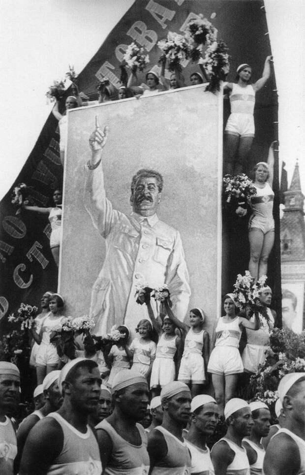 Физкультура и спорт в Советском Союзе 20-30-х годов