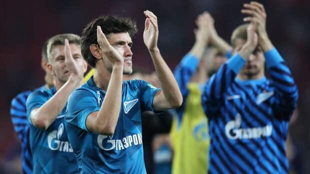 Источник: Маммана летом покинет «Зенит», клуб не планирует продлевать контракты с еще двумя игроками