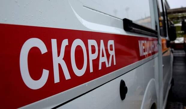 Мужчина пытался покончить ссобой вквартире Петрозаводска