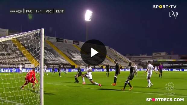 Highlights: SC Farense 2-2 Vitória SC (Liga 20/21 #31)