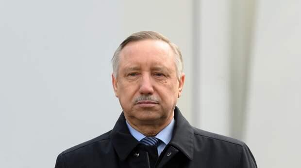 Губернатор Петербурга Беглов выступил на сессии-открытии ПМЭФ-2021