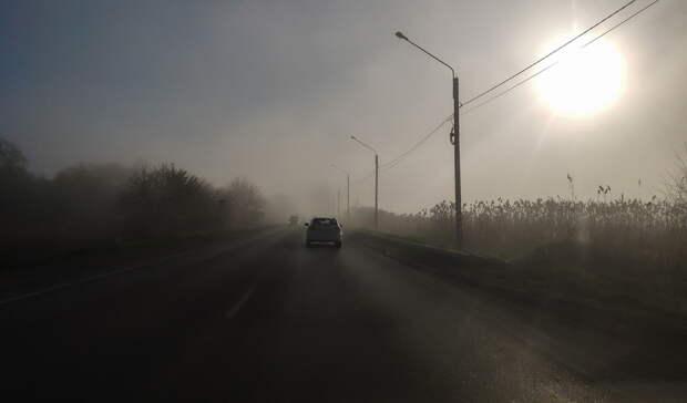 «Боже мой, люди, что вытворите»: картина наприморской трассе ошеломила соцсети