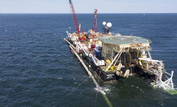 Nord Stream 2 AG запросила разрешение на строительство газопровода в Германии
