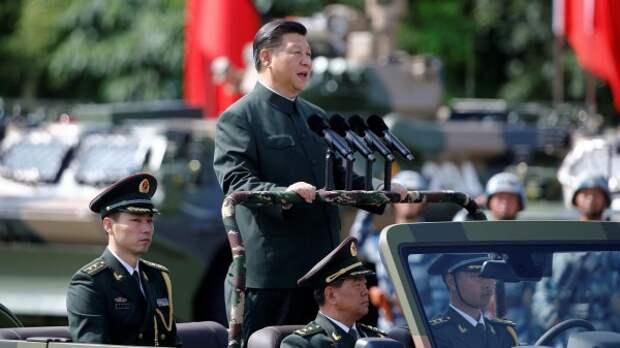 """Китайцы предупреждают США об """"абсолютном кошмаре"""""""