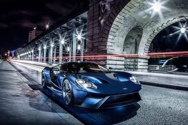 GT: самый быстрый Ford в истории