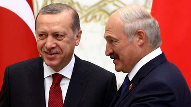 Евросоюз пожалел и Эрдогана, и Лукашенко