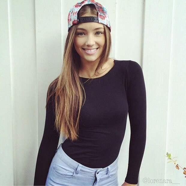 Потрясающе красивые девушки, завораживающие своей естественной красотой