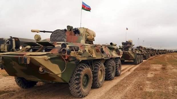 В Азербайджане стартовали учения с участием 15 тыс. военных