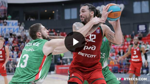 Lokomotiv-Kuban vs UNICS Condensed Game Semifinals Game 1 | Season 2020-21