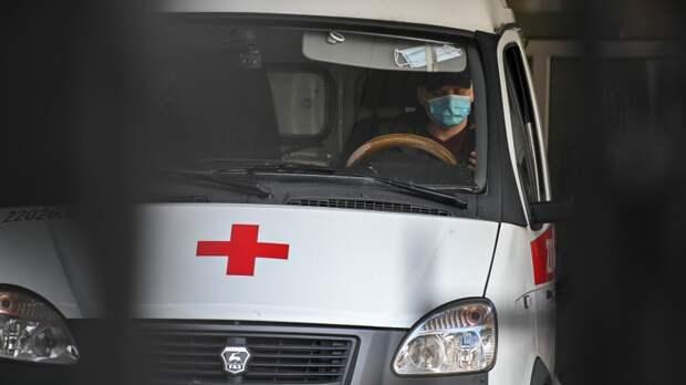 Мужчина получил ожоги при взрыве газа в жилом доме в Калининграде