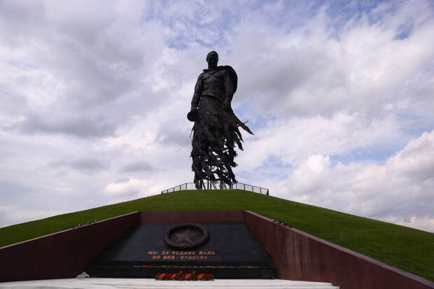Ржевский мемориал Советскому солдату посетили более 60 тысяч человек