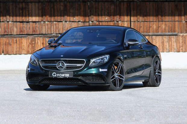 Слово титана: купе Mercedes-AMG выходит на сверхмощность