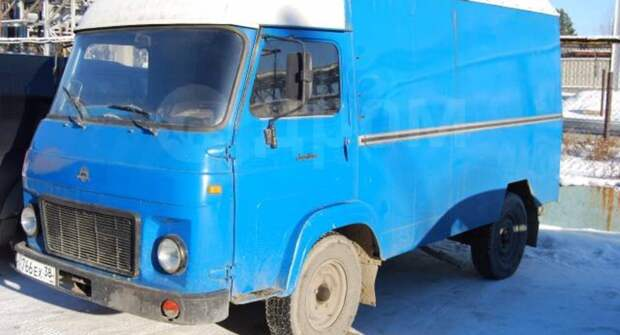 Чехословацкие грузовики в СССР