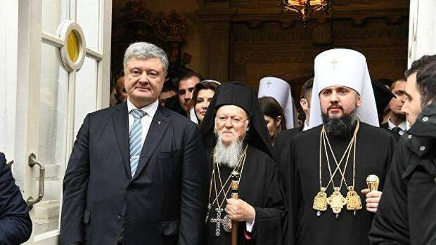 Украина-2021: авантюристы и политиканы с Богом и ложью на устах