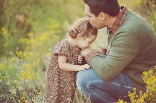 Зачем дочкам папы?