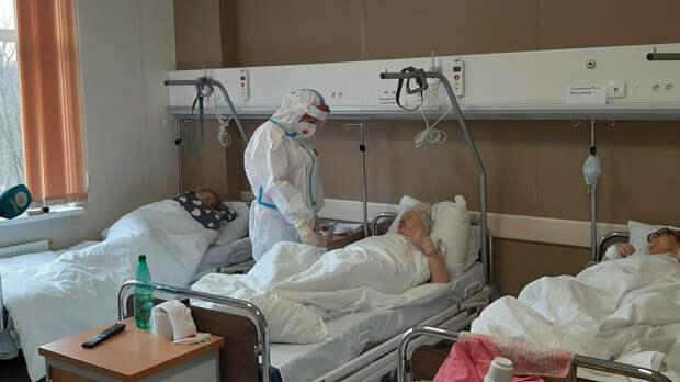 Еще 8419 человек заболели коронавирусом в России