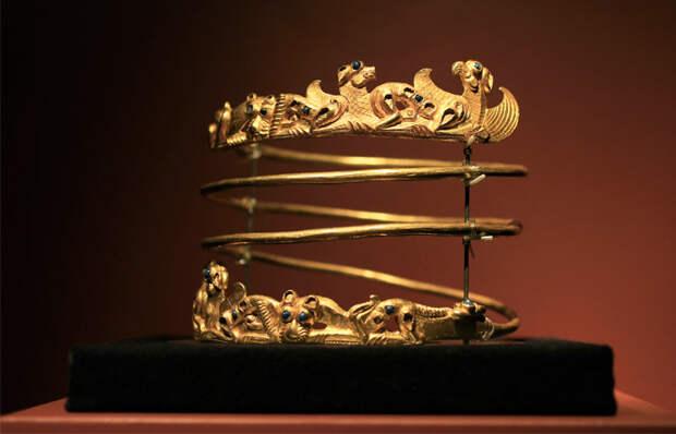 Крымские музеи подали апелляцию на решение суда Амстердама по скифскому золоту