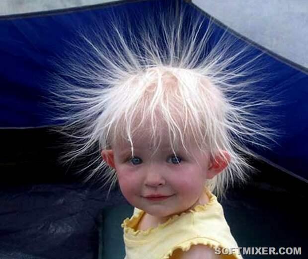 Любопытные факты о волосах и их отсутствии