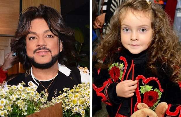 Знаменитости и их дети, которым никогда не понадобится тест ДНК на родство