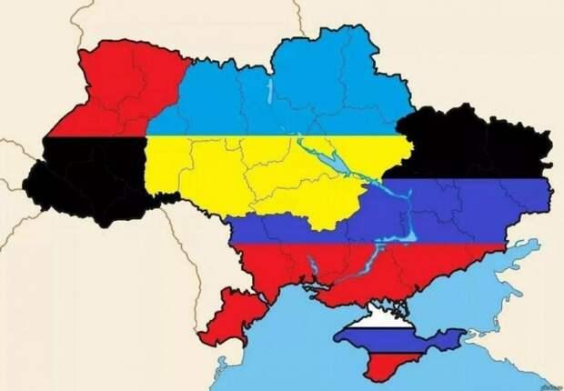 Украина превратилась в дикое поле Европы XXI века