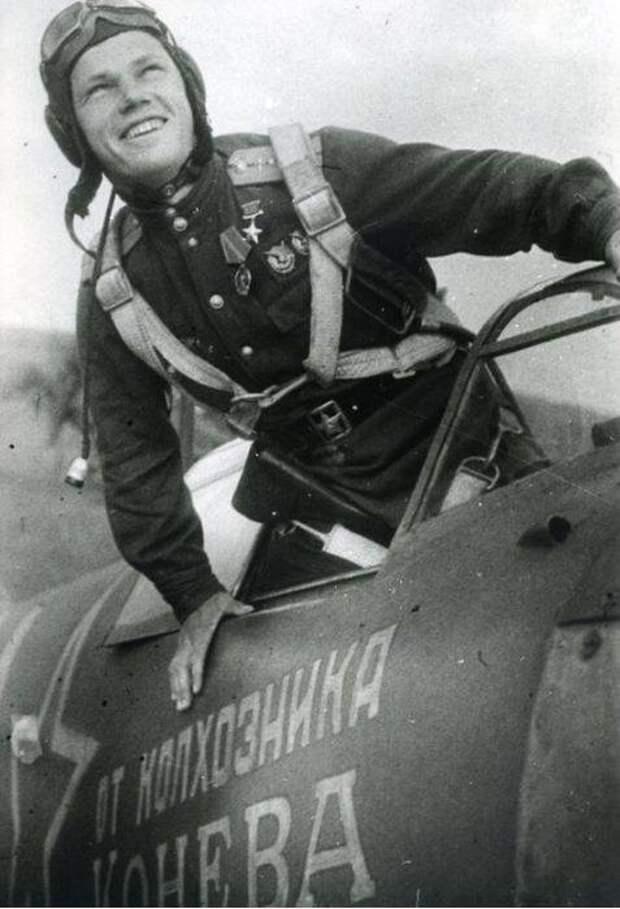 100 лет лучшему советскому асу