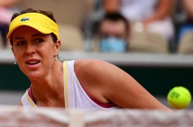 Российская теннисистка Анастасия Павлюченкова вышла в полуфинал Roland Garros - «Инсайдер новостей»