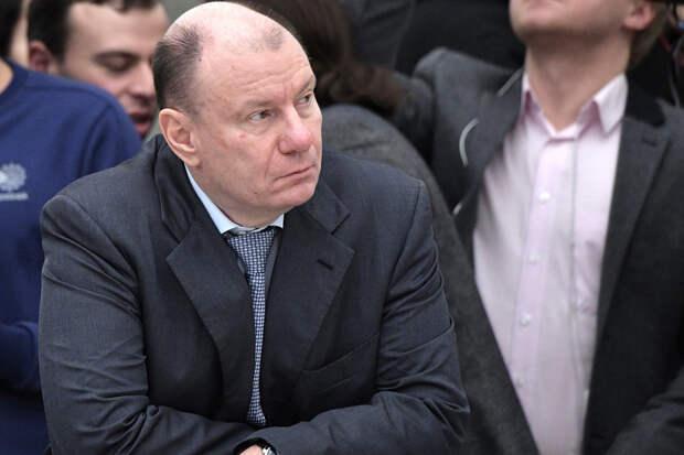 Владимир Потанин стал самым богатым россиянином
