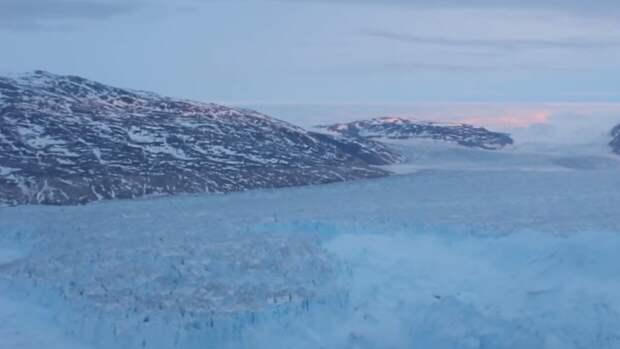 Гигантский айсберг размером с Майорку откололся от Антарктиды