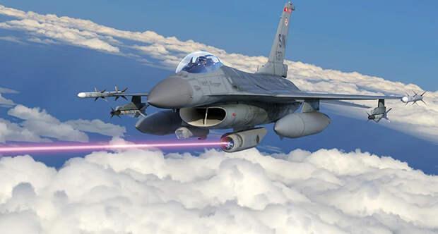 Боевой лазер США