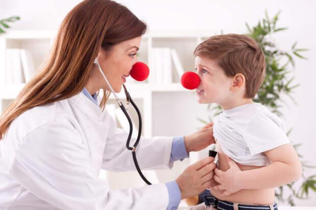 Поликлиника глазами взрослого ребенка