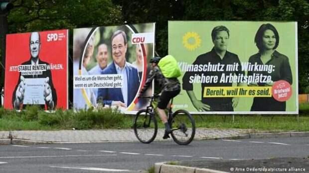 Закат эпохи Меркель: какие перемены ждут Россию и Украину после выборов в Германии