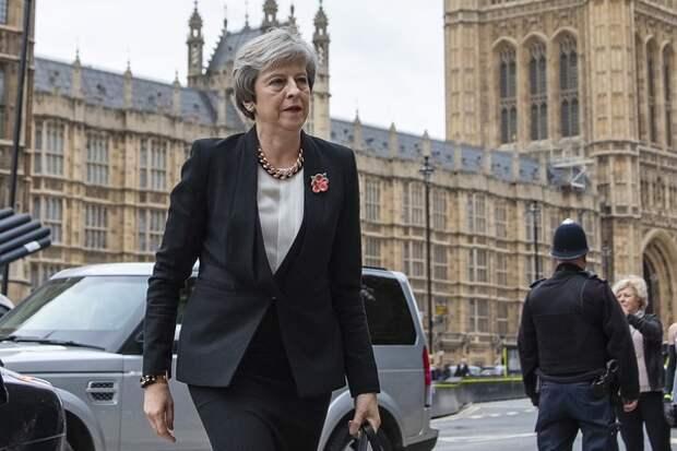 СМИ сообщили об аварии с участием кортежа премьеров Великобритании и Бельгии