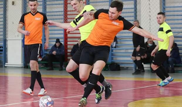 В Нижнем Тагиле прошел Рождественский кубок по мини-футболу