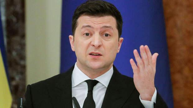 Зеленский призвал НАТО усилить военное присутствие в Черном и Азовском морях
