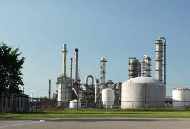 На заводе в крупнейшей химической промзоне Ирана прогремел взрыв