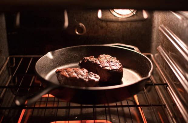 Жарим мясо по совету повара: получается как в стейк-хаусе