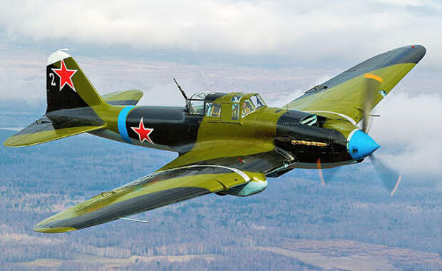 «Летающий танк»: в США назвали Ил-2 настоящим убийцей