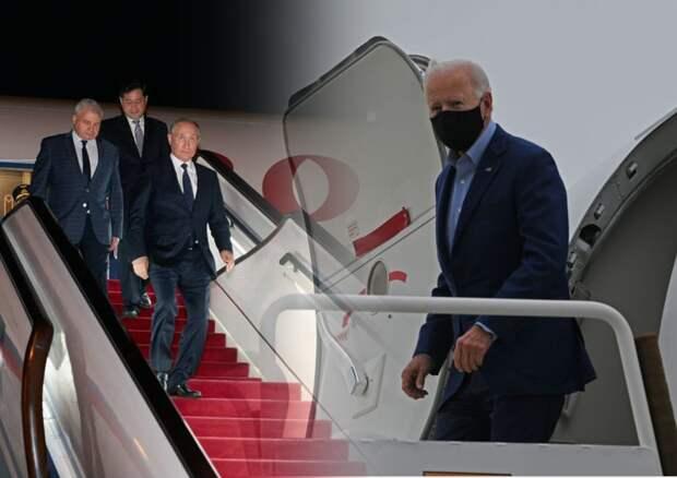 Место встречи Путина и Байдена в Праге подвергли резкой критике