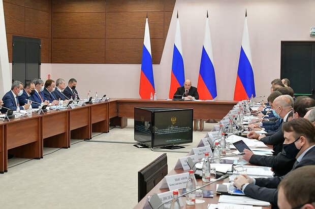 Мишустин заявил о провале программы развития Северного Кавказа