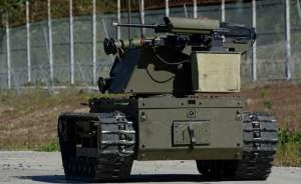 Hürriyet: российский боевой робот сам определяет «врага»